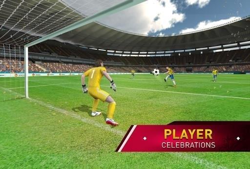 Скриншот Soccer Star 2018 World Legend для Android