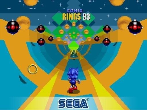 Скриншот Sonic The Hedgehog 2 Classic для Android