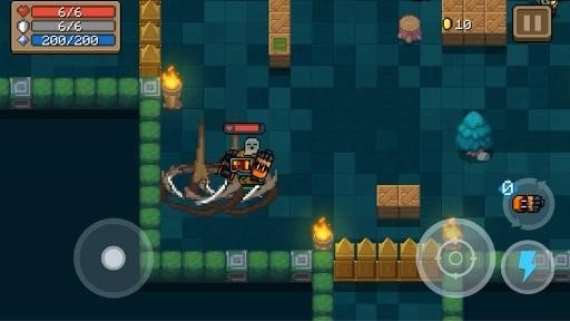 Скриншот Soul Knight для Android