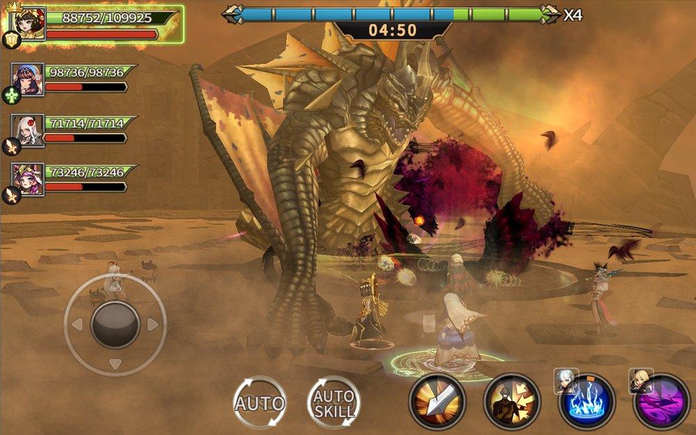 Скриншот Soul Seeker для Android