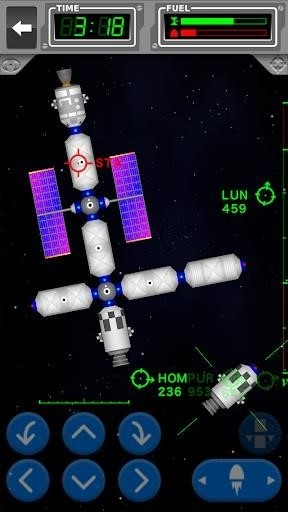 Скриншот Space Agency для Android