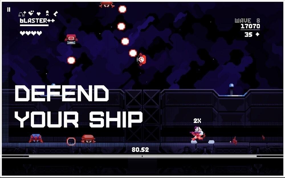Скриншот Space Frog Intern для Android