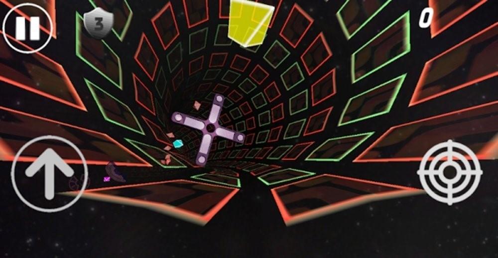 Скриншот Space Speed для Android