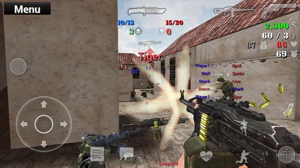 Скриншот Special Forces Group 2 для Android