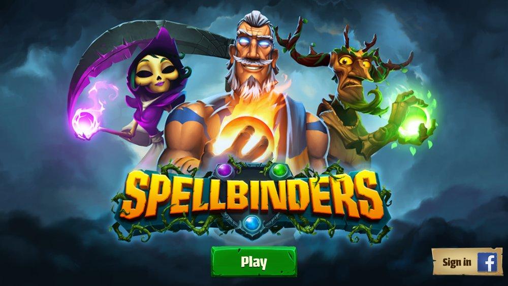 Скриншот Spellbinders для Android