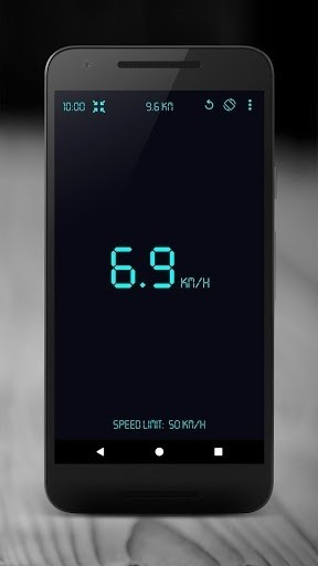 Скриншот Спидометр GPS для Android