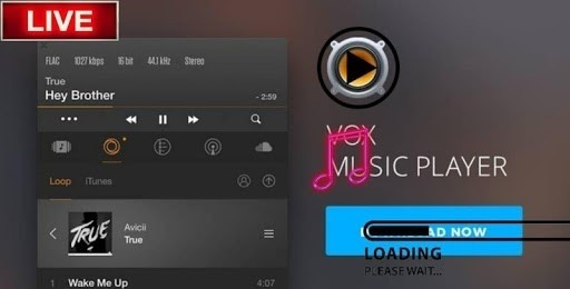 Скриншот Spotify Music для Android