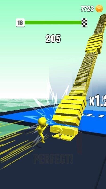 Скриншот Stack Colors для Android