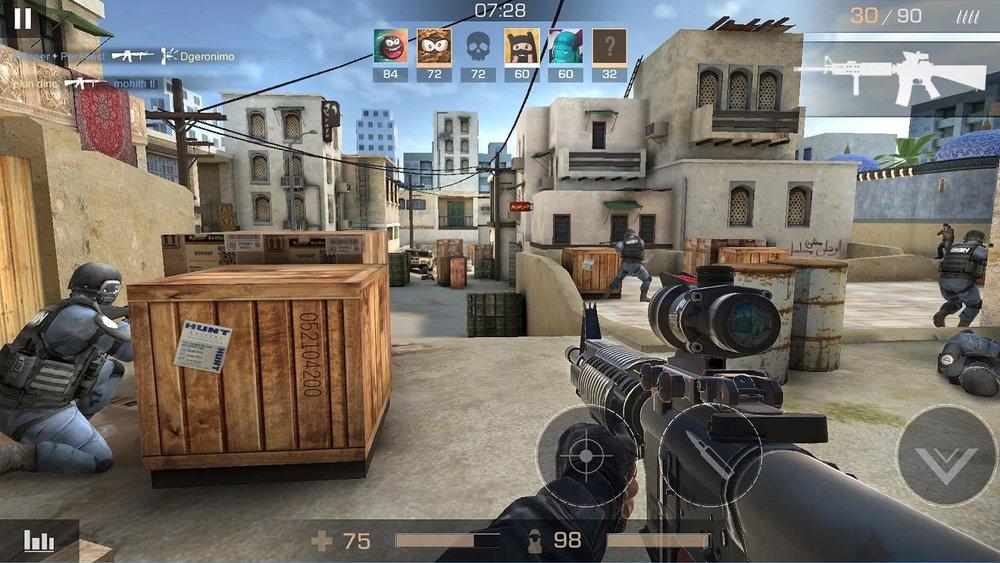 Скриншот Standoff 2 для Android