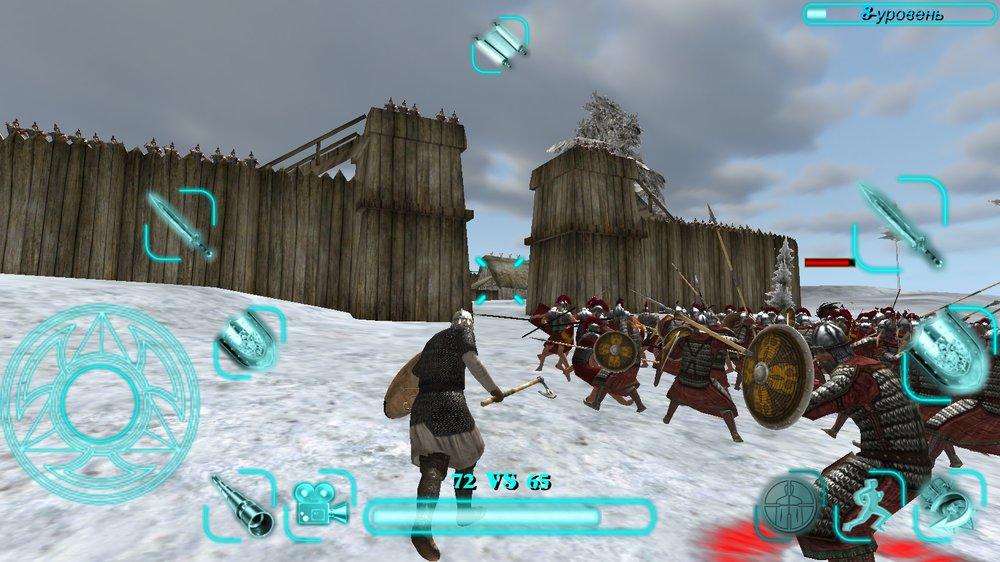 Скриншот Steel and flesh для Android