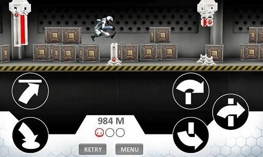 Скриншот Stellar Escape Lite для Android