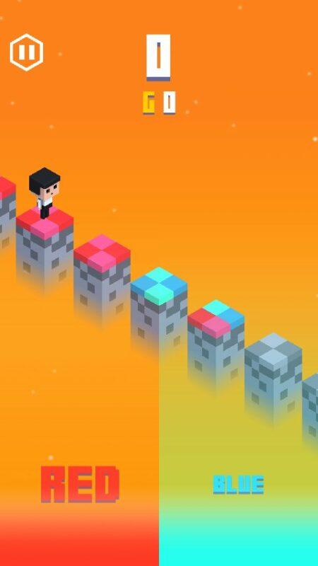 Скриншот Steps для Android