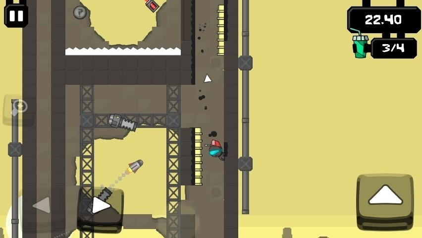 Скриншот Stickman Dope для Android
