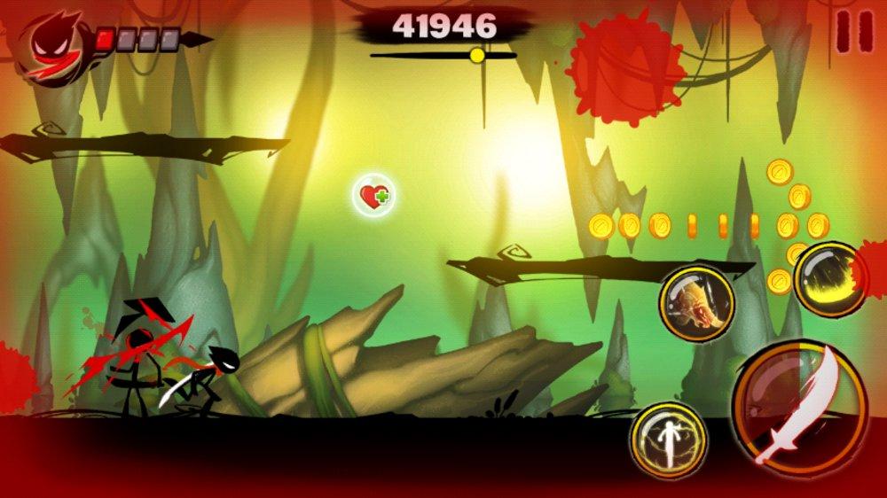 Скриншот Stickman Revenge 3 для Android