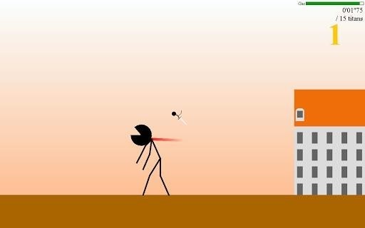 Скриншот Stick Of Titan для Android
