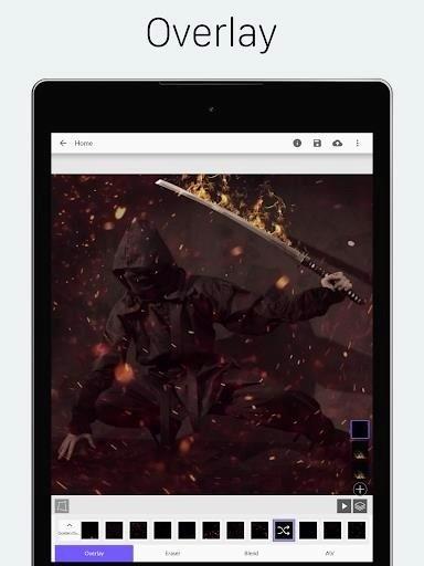 Скриншот StoryZ Живые фото для Android