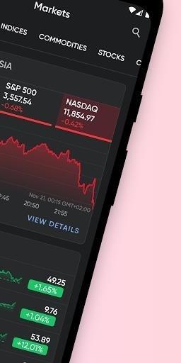 Скриншот Stoxy для Android