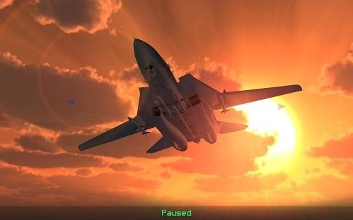 Скриншот Strike Fighters для Android