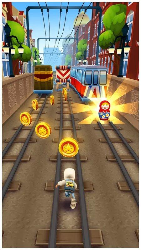 Скриншот Subway Surfers для Android