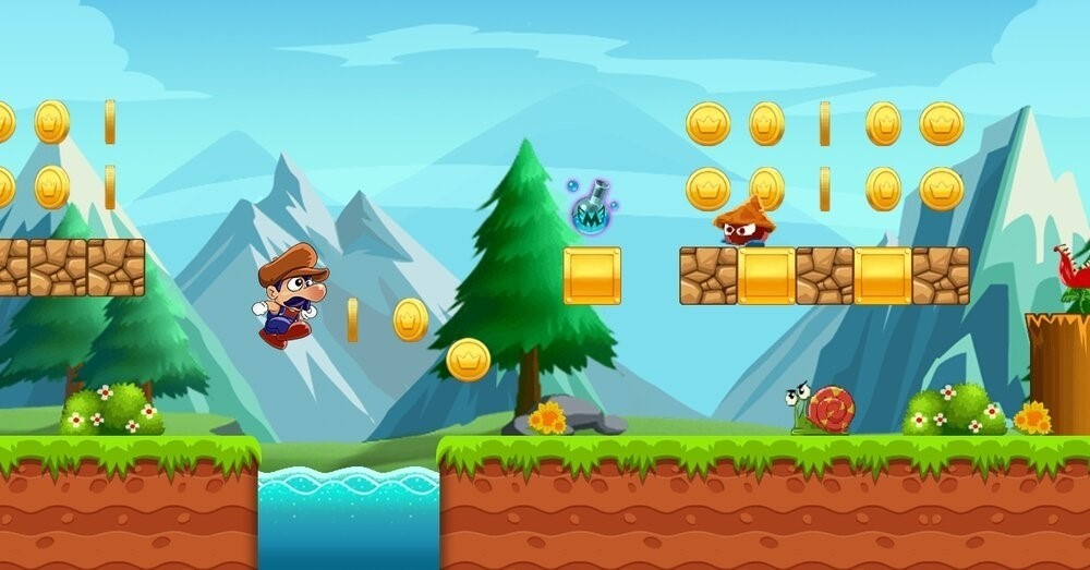 Скриншот Super Bino Go для Android