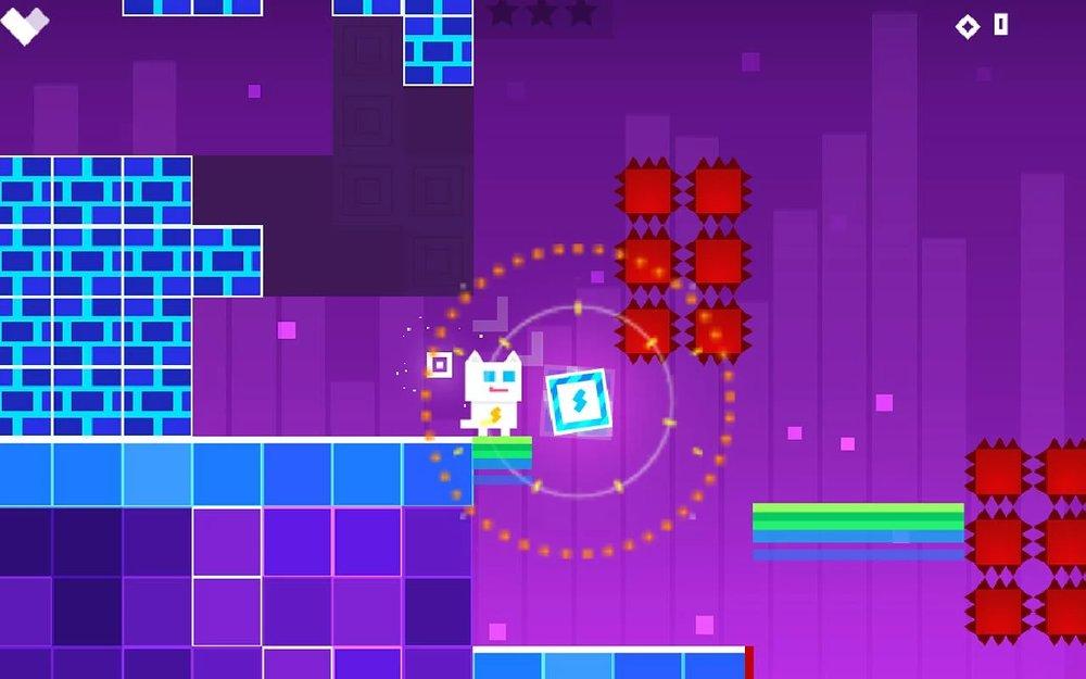 Скриншот Super Phantom Cat для Android
