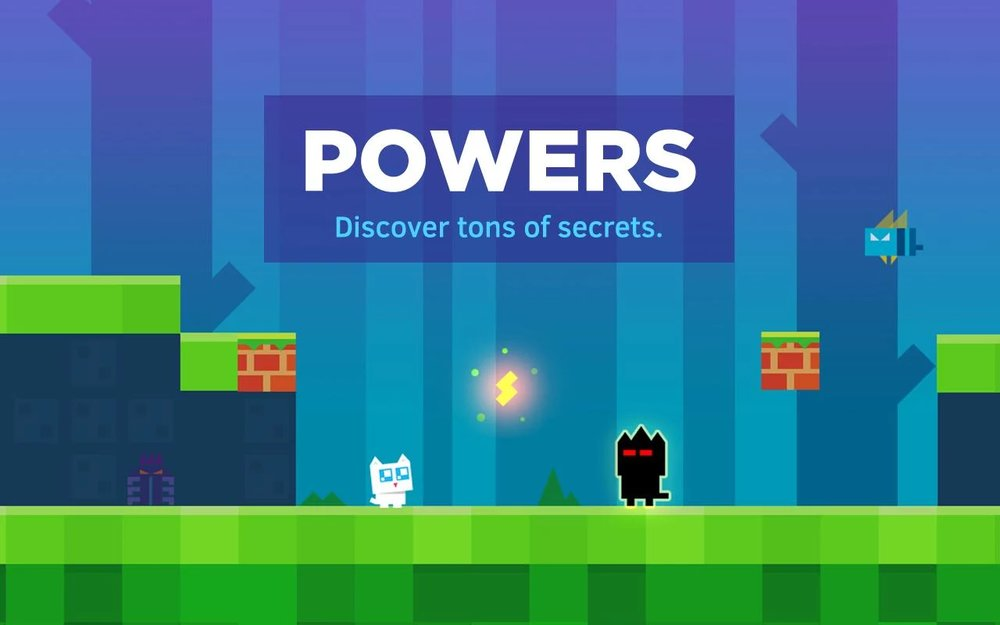 Скриншот Super Phantom Cat для Android