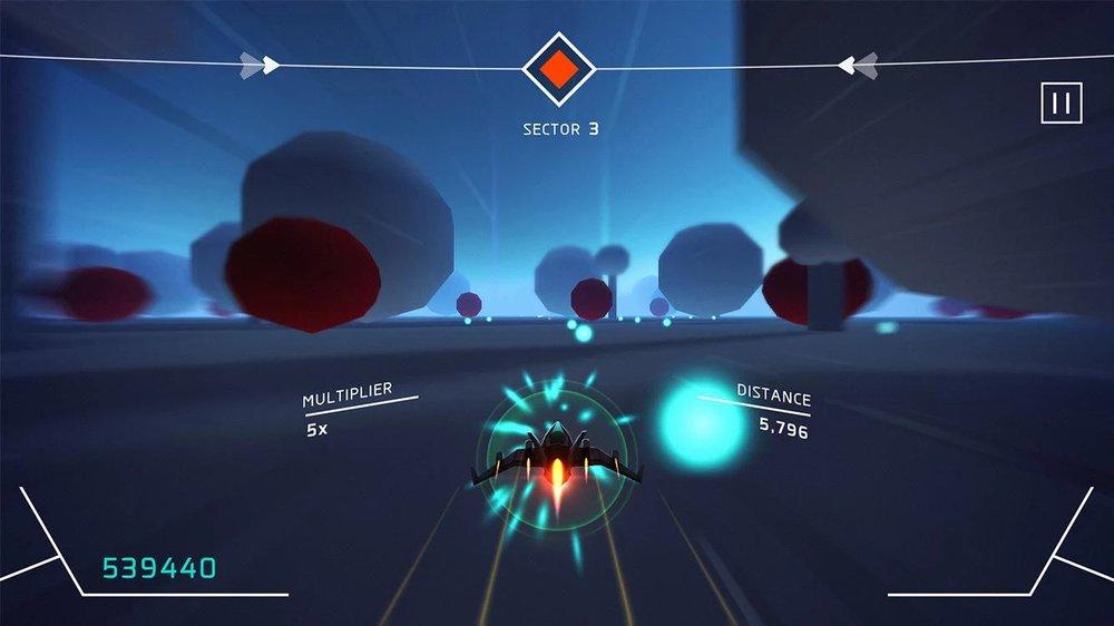 Скриншот Super Sonic Surge для Android