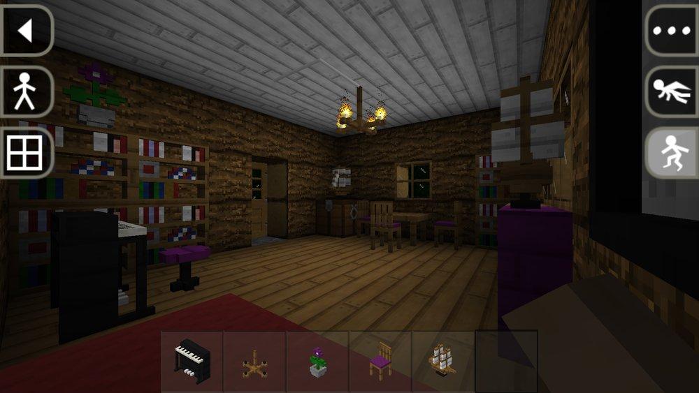 Скриншот Survivalcraft 2 для Android