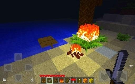Скриншот Survival Craft: Exploration для Android