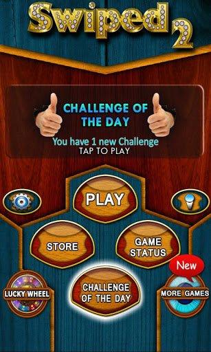 Скриншот Swiped 2 для Android