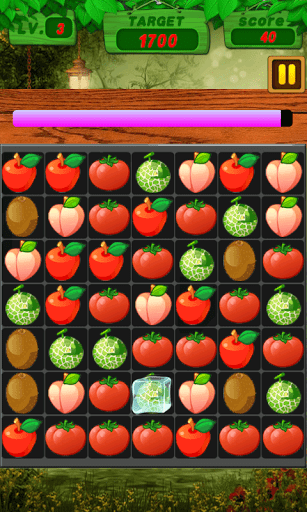 Скриншот Swiped Fruits для Android