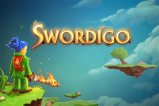 Скриншот Swordigo для Android