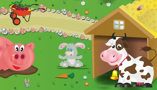 Скриншот Сытая Ферма (для детей) для Android
