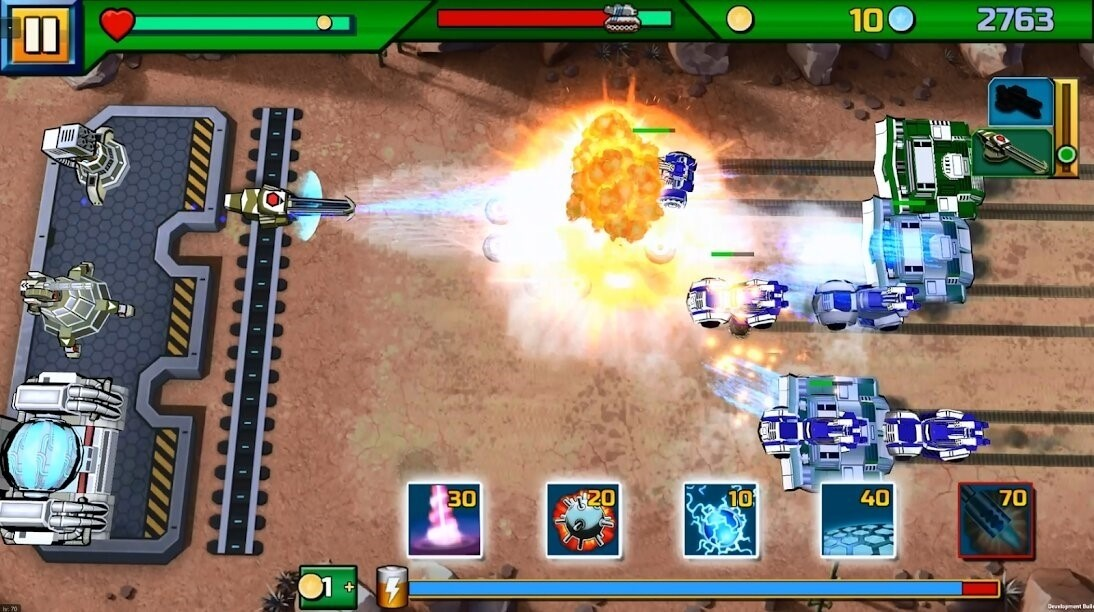 Скриншот Talion для Android