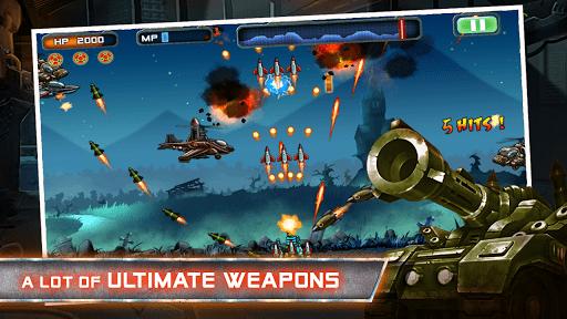 Скриншот Tank Battle для Android