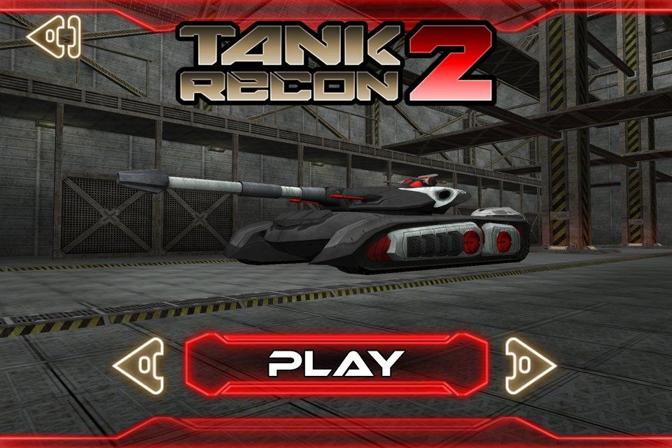 Скриншот Tank Recon 2 для Android
