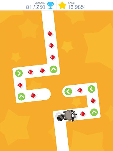 Скриншот Tap Tap Dash для Android