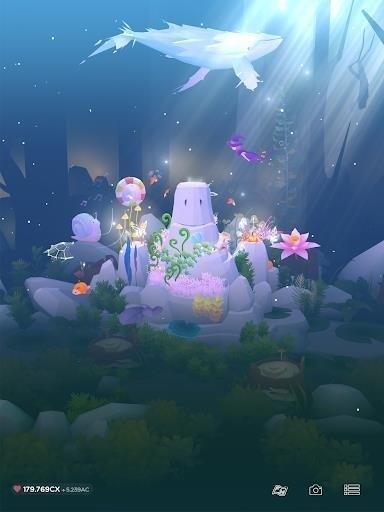 Скриншот Tap Tap Fish для Android