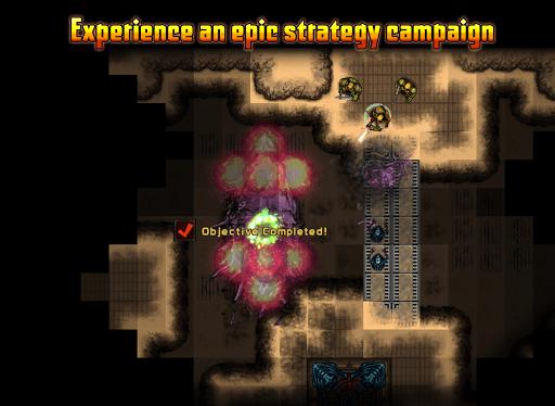 Скриншот Templar Battleforce RPG для Android