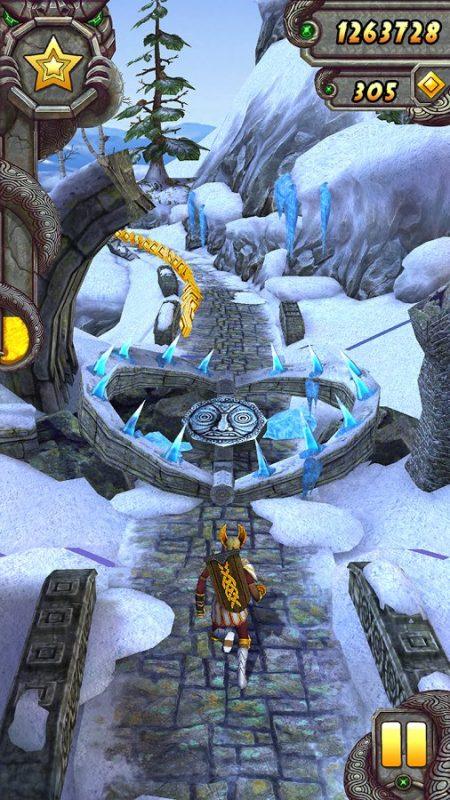 Скриншот Temple Run 2 для Android