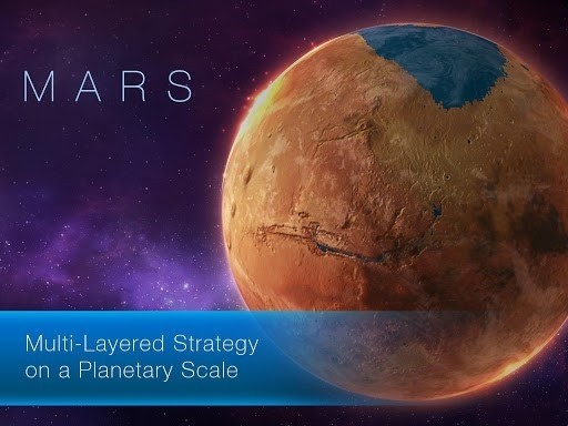 Скриншот TerraGenesis — Space Colony для Android