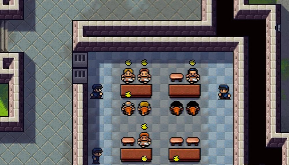 Скриншот The Escapists для Android
