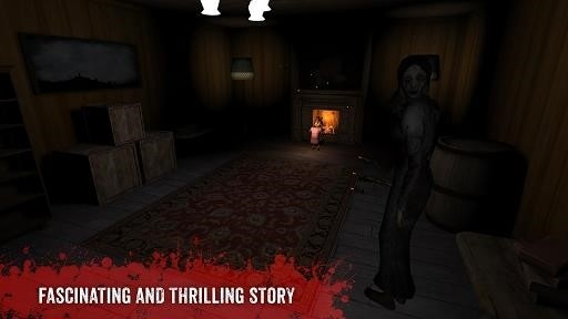 Скриншот The Fear 2: Creepy Scream House для Android