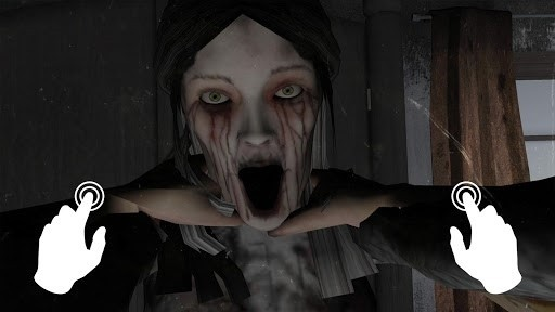 Скриншот The Fear: Creepy Scream House для Android