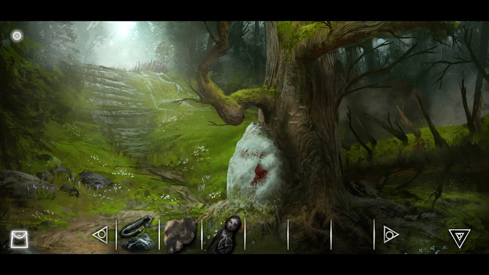 Скриншот The Frostrune 2 для Android