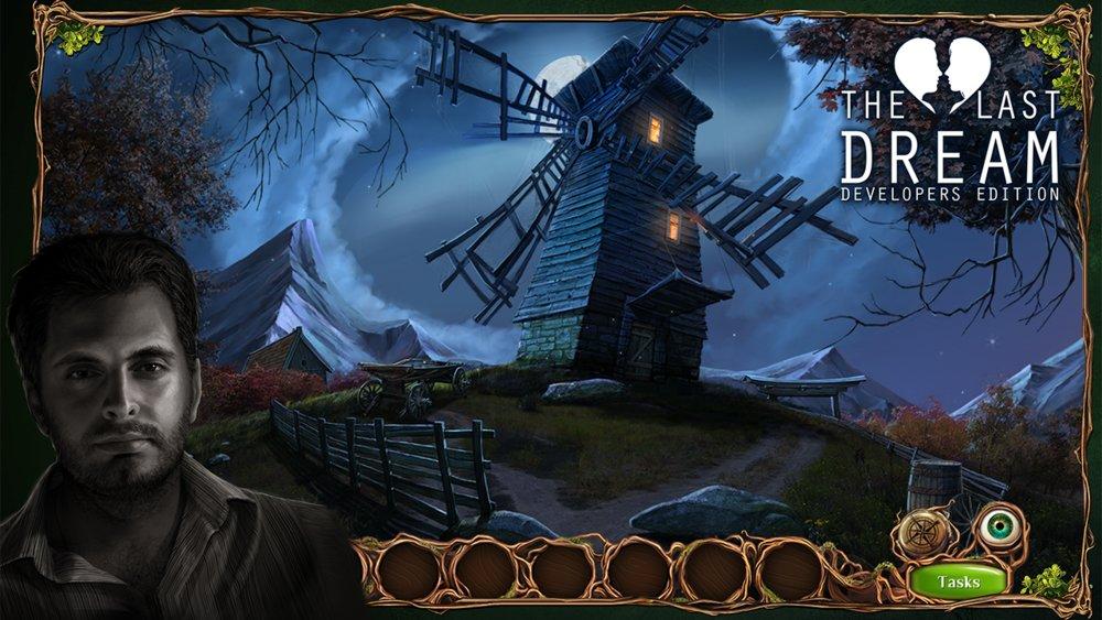 Скриншот The Last Dream для Android
