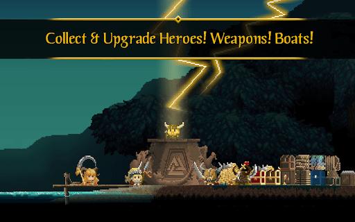 Скриншот The Last Vikings для Android