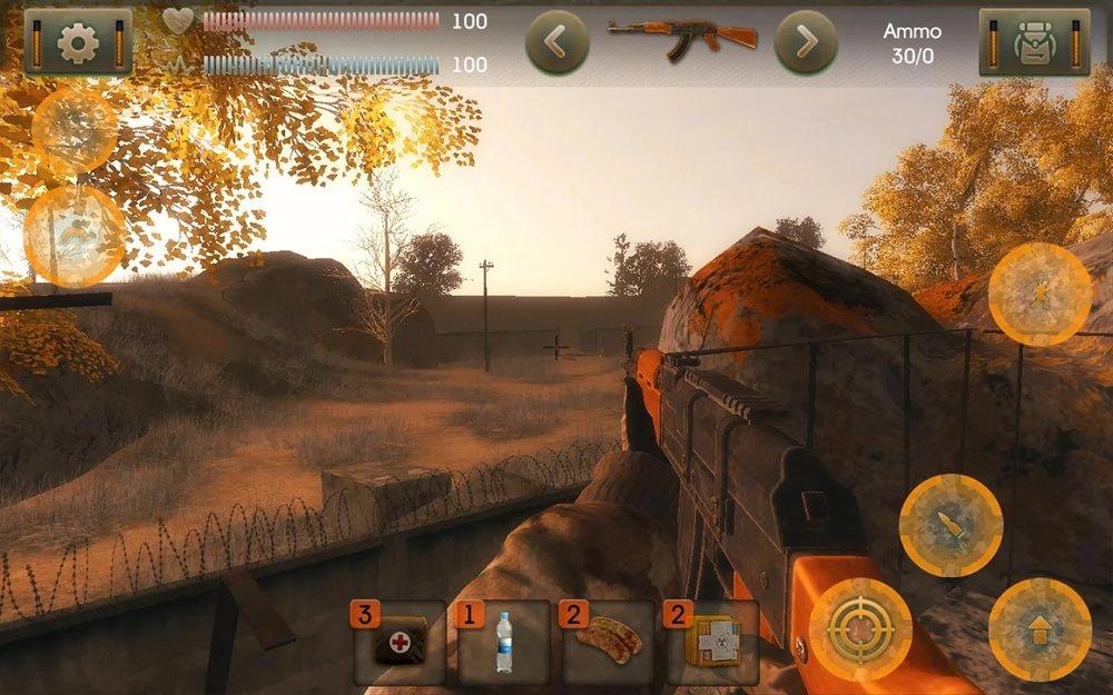 Скриншот The Sun для Android