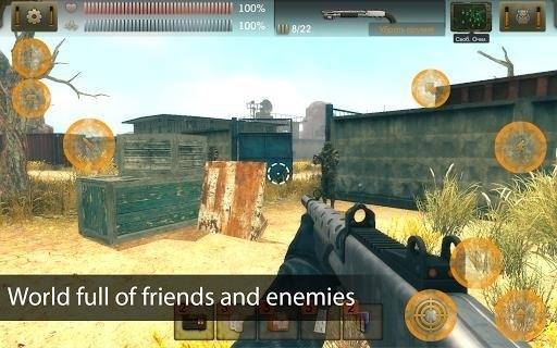 Скриншот The Sun: Origin для Android