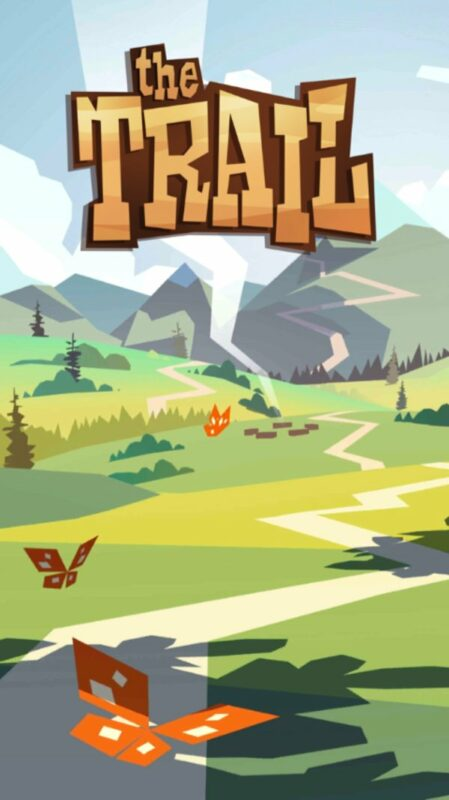 Скриншот The Trail для Android